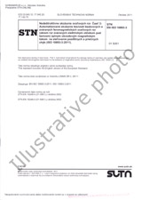 Standard STN ISO 5415 1.6.1994 preview