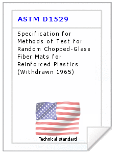 Technical standard ASTM D1529